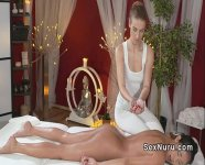 10 Min Sexnuru.com Massage Sex Video By Hot Blonde Masseuse