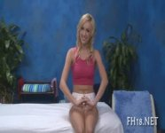 5 Min Hot Girl Massage For Sex On Fh18.net Blonde Girl