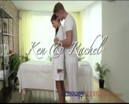 15 Min Ken And Rachel Porn Video On Massage Rooms